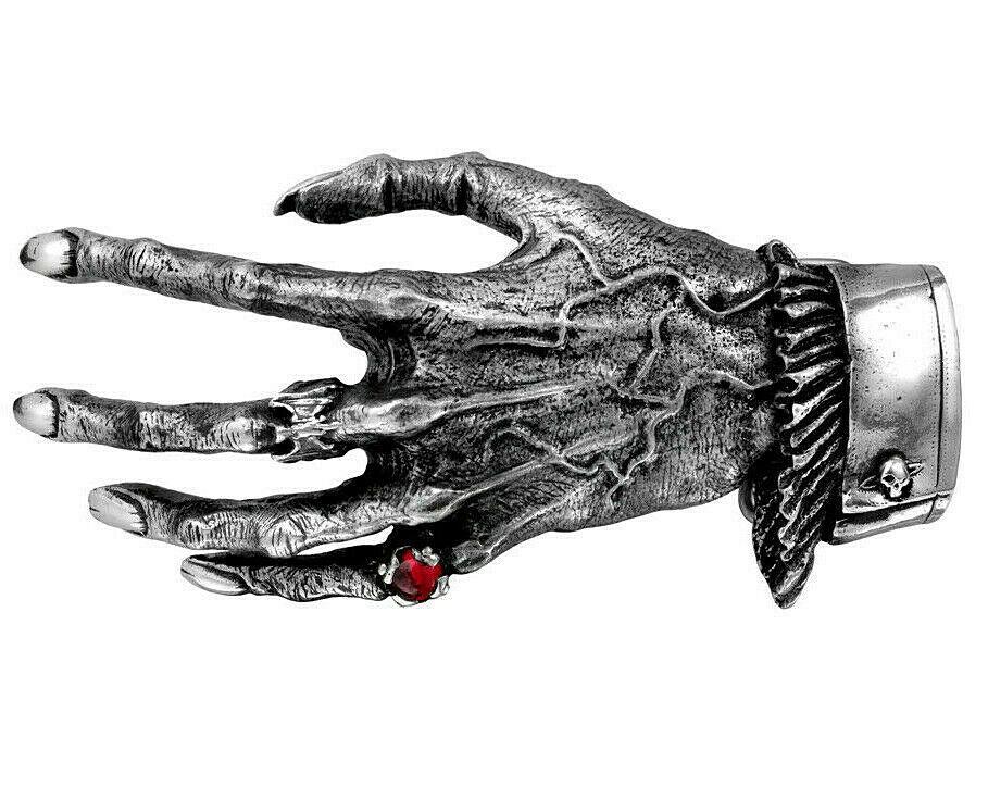 NOSFERATU´S HAND buckle Alchemy Gothic