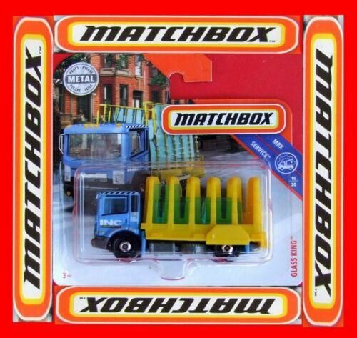 Matchbox 2018 Glass King 34//125 neu/&ovp