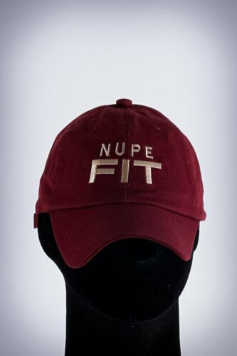 Nupe Kappa Alpha Psi YO Nupe FIT polo dad cap 1911 New krimson