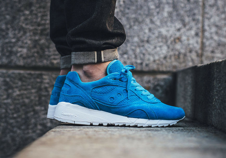 Saucony SHADOW 6000 SUEDE