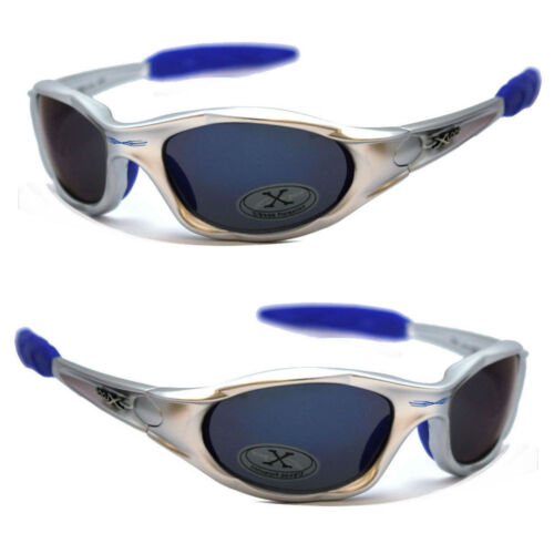 3 Pairs X-Loop Mens Sport Cycling Fishing Golfing Running Wrap Around Sunglasses