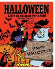 Halloween Libro Da Colorare Per Adulti By Jason Potash 2015