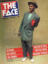 THE FACE #14 June 1981 RANKING ROGER Ultravox DEPECHE MODE Mo-Dette KID CREOLE