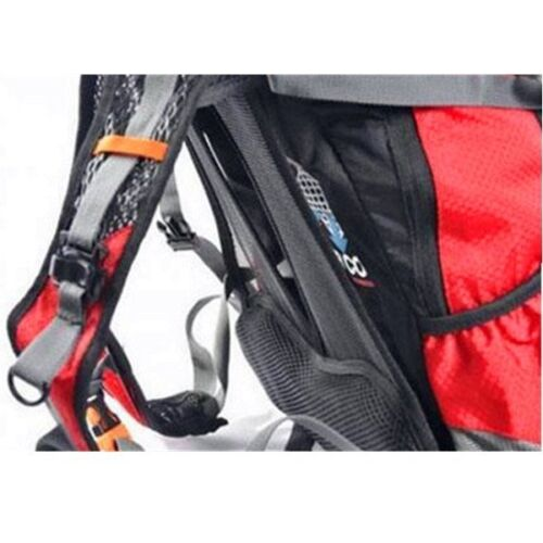 New Red 20L Cycling Bicycle Bike Outdoor Bag Backpack Pouch With Rain Cover