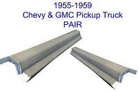 1955 1956 1957 1958 1959 Chevy Pickup Truck Gmc Pickup Truck Rocker Panels Pair