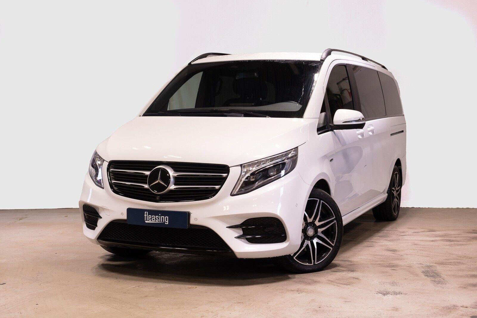 Mercedes V250 d 2,2 Exclusive aut. lang 4Matic - 4.200 kr.