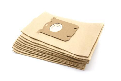 10x Sacs à poussière papier pour Tornado Bolido 1500-1800
