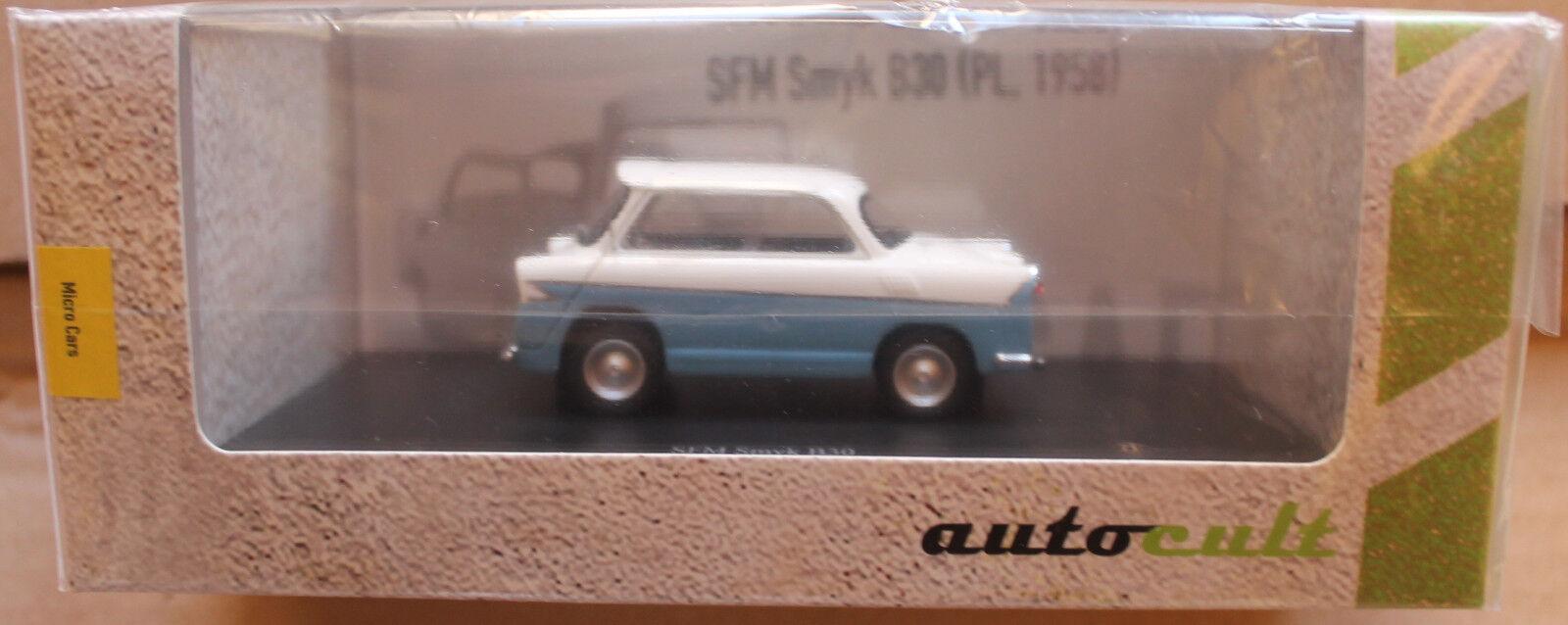 salutare Autocult 1 43 43 43  03002 SFM smyk b30 di 1958  scegli il tuo preferito