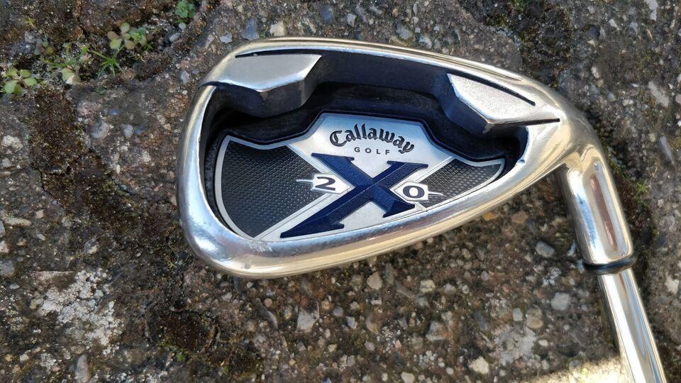 Begynder golfsæt, stål, Callaway
