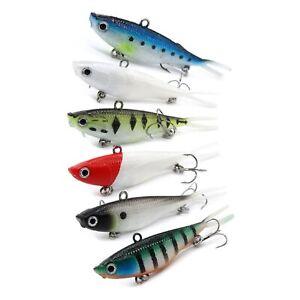 6x-Soft-Plastics-Vibe-Transam-Fishing-Lures-95cm-Barra-Snapper-Kingfish-Jew-Lure