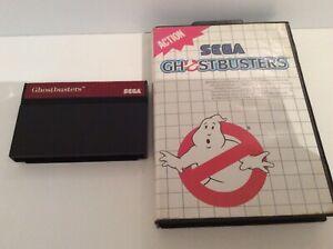 Sega Master System Ghostbusters