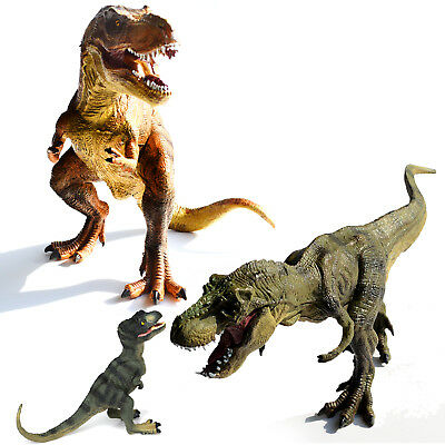"Tyrannosaurus Rex Toy Model Figure Dinosaur for Christmas Gift Kids T-Rex 12/"""