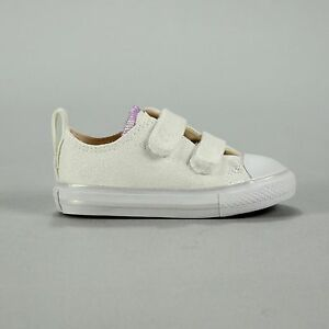bf1c3b35b21c Converse Toddlers Infants Star Player CT Ox Trainers new in Box UK4 ...