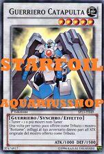 Yu-Gi-Oh! Guerriero Catapulta STARFOIL SP13-IT049 Catapult Warrior Fortissimo