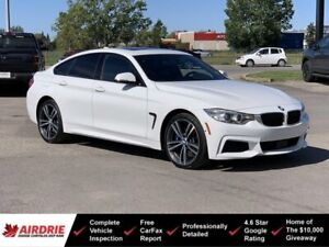 2016 BMW 4 Series XDrive Gran Coupe - M-Sport Package!