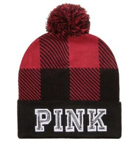 90c7e05b06f Image is loading Victoria-s-Secret-PINK-Bling-Beanie-One-Size