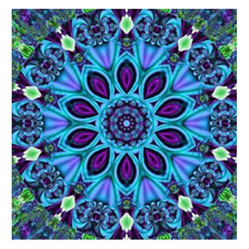 Mandala 5D Diamond Painting Embroidery Cross Stitch Picture Handmade Handcraft