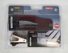 Stapler Value Pack 606 Stanley Bostitch 5000 Staples