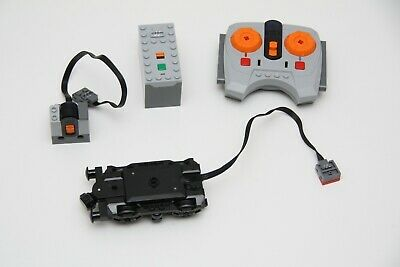LEGO City Technic Power Function Parts Train Motor Receiver Battery Box Remote