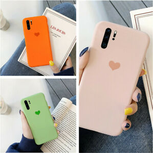 Cute-Heart-Soft-Silicone-Slim-Case-Cover-For-Huawei-P30-Pro-P20-Mate-20-P-Smart