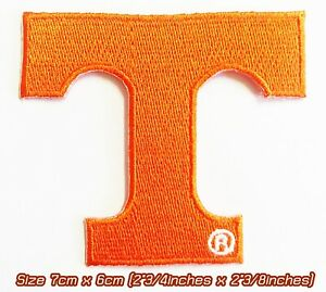Tennessee Logos Patches for iron on sewing on clothes