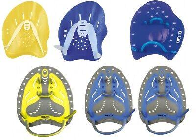 BECO Handpaddles FLEX versch Aquafitness Größen Aquasport Schwimmtraining