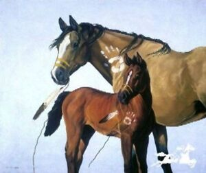 Just Like Dad by Diana Beach-Stamper Limited Edition Print