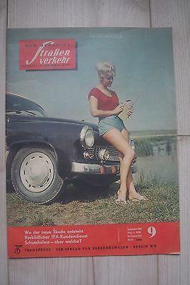 *#1964-der Deut. Straßenverkehr-sachsenring-auto/motorrad,volvo,trant,helmtest Auf Dem Internationalen Markt Hohes Ansehen GenießEn