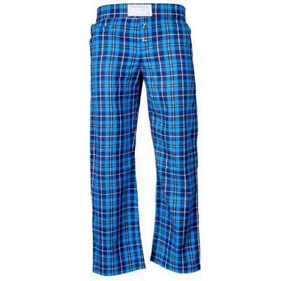 Men's Clothing Constructive Rupert & Buckley Westowe Cuadros Lounge Pantalones Ropa Cómoda S-xl