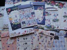 Sentimental Circus Letter Set writing paper envelope kawaii san-x stationery