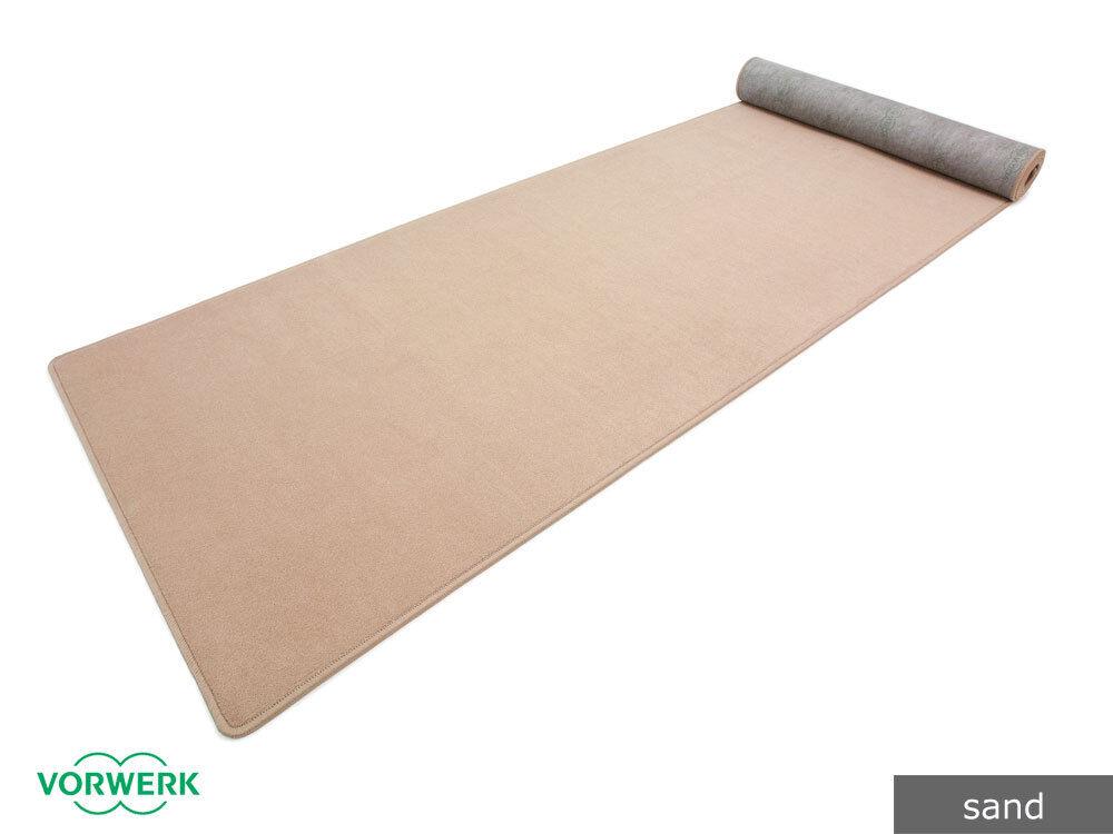 Bijou Uni Uni Uni sand Läufer 080x425 cm von Vorwerk a854eb