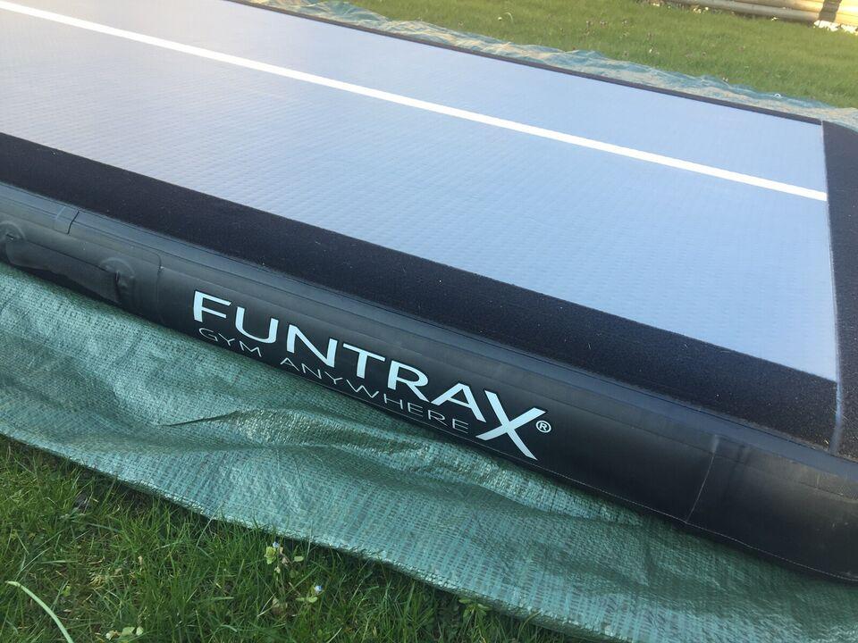 Gymnastikudstyr, Airtrack, Funtrax