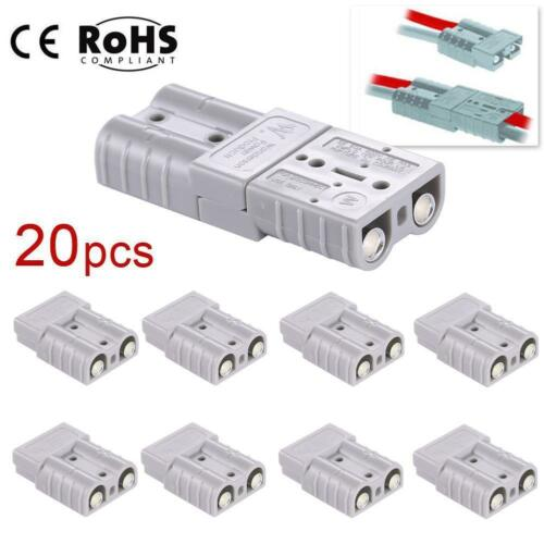 10x 50A  Style Plug 12//24v Carvan Charger Battery Power Connector  GA