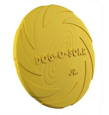 Trixie Natural Rubber Dog Disc, 18 cm, dog toy, fetch toy