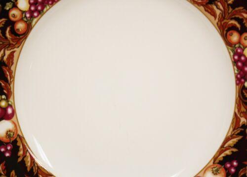 "Vitromaster Avalon Genuine Stoneware 1992 12/"" Chop Plate//Round Platter"