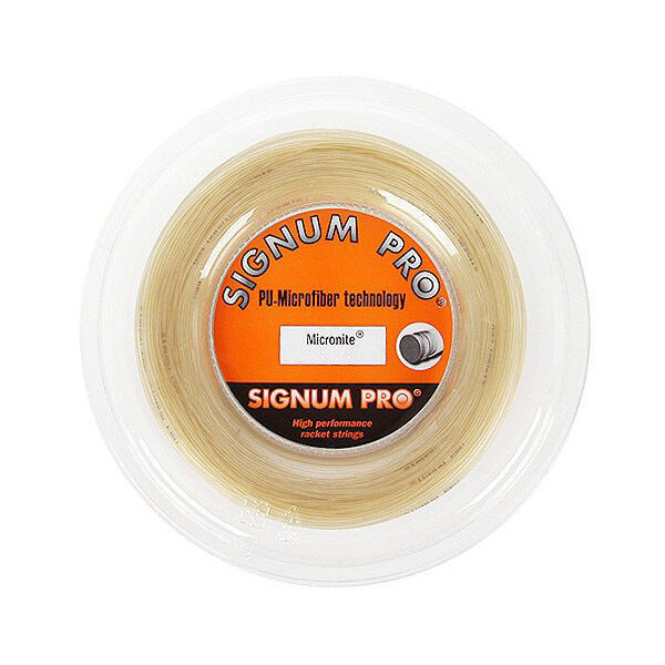 Signum Pro - Micronite 1.32mm  - Tennis String - Reel - 200m