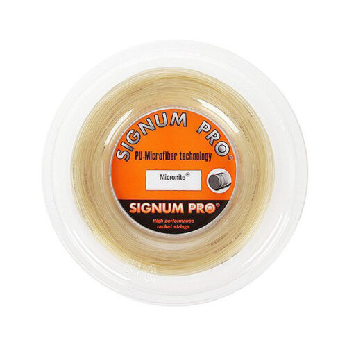 Signum Pro - Micronite 1.27mm  - Tennis String - Reel - 200m