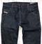 Da-Uomo-DIESEL-Krooley-Jeans-W32-L32-blu-scuro-REGULAR-SLIM-CARROT-Wash-0088Z miniatura 1