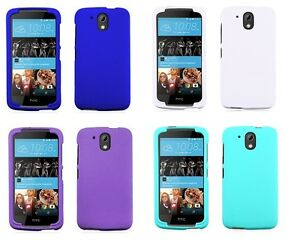 Hard-Protector-Snap-On-Case-Phone-Cover-For-HTC-Desire-526