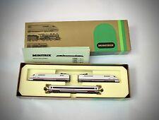 Minitrix 12996 410/810 DB-ice triebköpfe y medios carro wendezugbetrieb OVP