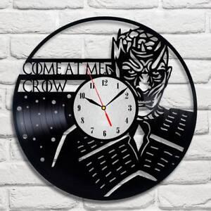 got come at me crow vinyl record wall clock home art shop office rh ebay co uk home art shop kz home art shops sydney
