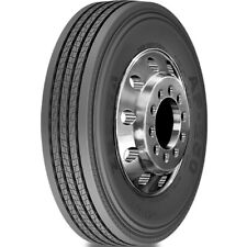2 Tires Zenna Ap250 21575r175 Load H 16 Ply Steer Commercial