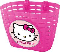Hello Kitty Fahrradkorb /auf Großer Fahrradtour Alles Dabei Haben
