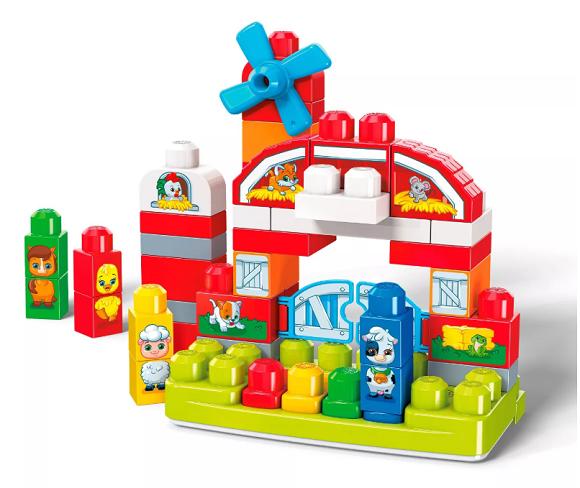 Mega Bloks Gct50 Musical Farm Multicolor For Sale Online Ebay