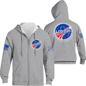 Grunt-Style-Space-Force-Full-Zip-Hoodie-Gray