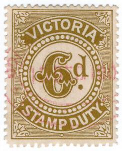 I-B-Australia-Victoria-Revenue-Stamp-Duty-6d