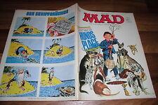 MAD # 88 -- REPORT: ÄRGERNISSE / DON MARTIN: neulich, auf der Veranda /