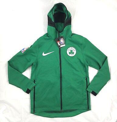 Amabilidad Arcaico danés  Nike Boston Celtics Therma Flex Showtime Hoodie Green 940114-312 Men's  Medium M | eBay