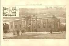 1900 Public Library Glasgow T Gibbon Architect