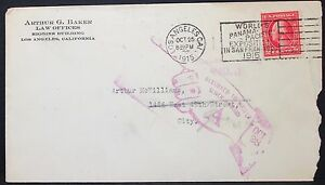 Unclaimed-Hand-Stamped-US-Adv-Envelope-La-Law-Offices-1915-USA-Letter-Y-109